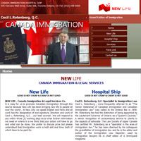 Canada Immigration Hospital Ship