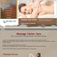 Massage Care Center