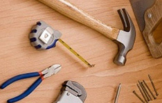 home repair website design